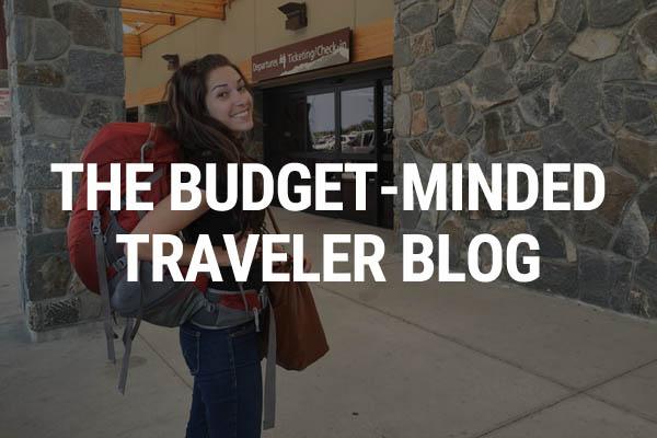 The Budget-Minded Traveler blog