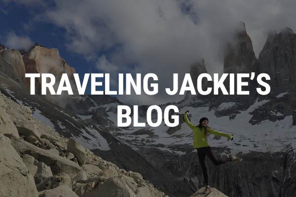 Traveling Jackie blog